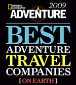 National Geographic Adventure - Best Adventure Tavel Companies {On Earth}